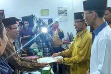 KPU Mataram Coret Dukungan Golkar untuk Pasangan Petahana