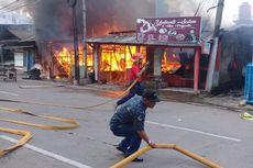 Hubungan Arus Pendek Sebabkan Kebakaran Rumah di Bambu Apus