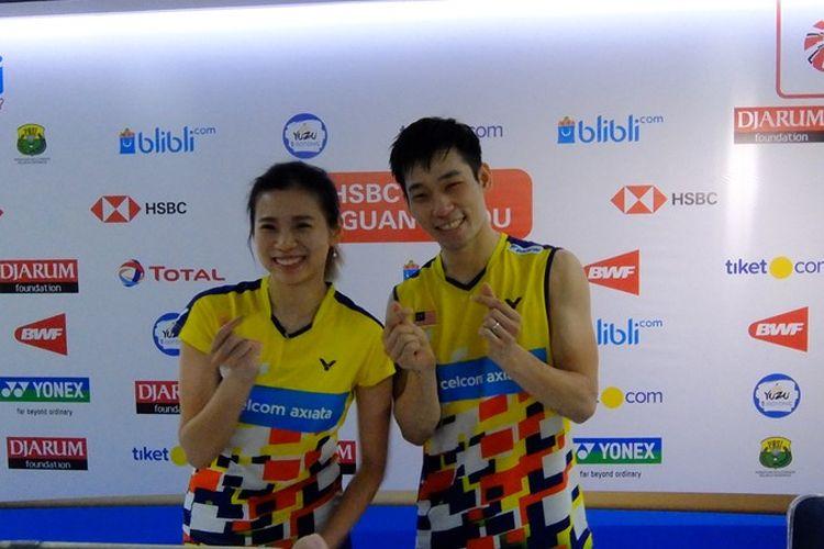 Goh Liu Ying/Chan Peng Soon