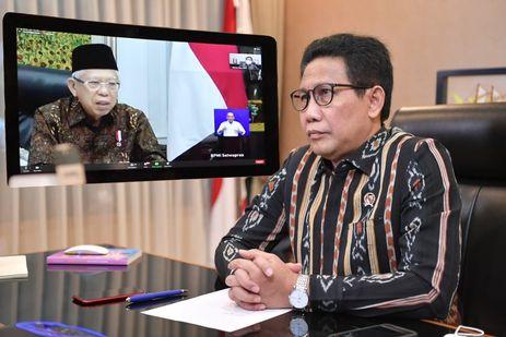 Gus Menteri Tegaskan Pihaknya akan Terus Optimalisasi BUMDes Berbadan Hukum