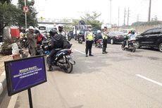 Razia 1 Jam, Samsat Jakbar Himpun Tunggakan Pajak Kendaraan Rp 55 Juta