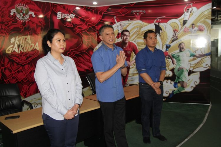 PSSI resmi menunjuk Maaike Ira Puspita sebagai Wakil Sekretaris Jenderal.