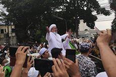 Pendukung Rizieq Mulai Bubarkan Diri, Jalan KS Tubun Kembali Dibuka