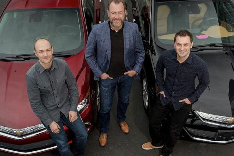 Generasi milenial banyak membel mobil baru untuk taksi online