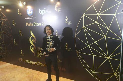Pertama Kali Masuk Nominasi, Muhammad Khan Sabet Pemeran Utama Pria Terbaik FFI 2019