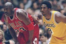Momen Haru Kehadiran Kobe Bryant di Seri The Last Dance Michael Jordan