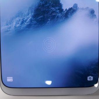 Tampilan fingerprint Meizu 16