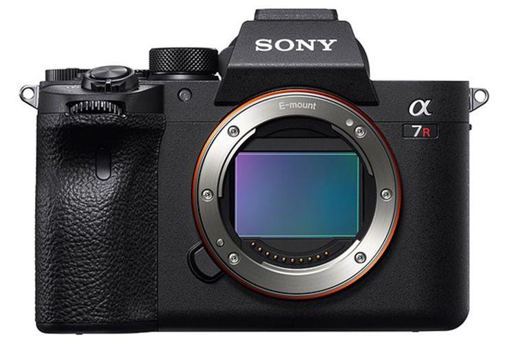 Kamera mirrorless full-frame Sony Alpha A7R Mark IV