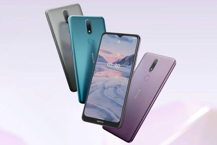 Nokia 2.4.