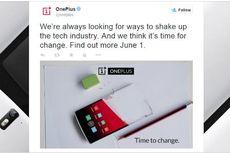 Penerus OnePlus One Meluncur Juni