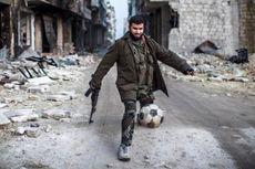 Rezim Suriah Undang Pemberontak Gelar Laga Sepak Bola Persahabatan di Aleppo