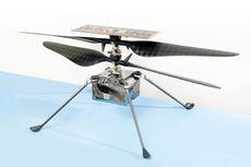Juli 2020, Helikopter Pertama NASA untuk Jelajahi Mars Siap Diluncurkan