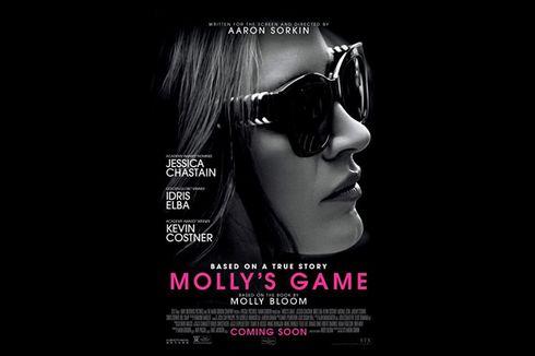 Sinopsis Molly's Game, Kisah Permainan Poker Jessica Chastain