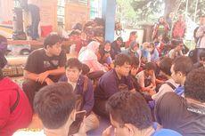 32 Mahasiswa Tunanetra yang Menginap di Trotoar Akan Dipindah ke Panti di Cimahi