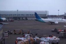 Bandara Bali Ditutup, Garuda Akui Ada Penurunan Pendapatan