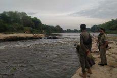 Sungai Bengawan Solo di Blora Menghitam, PDAM Blora Berhenti Suplai Air 2 Hari