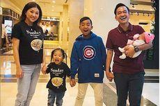 Libur Natal dan Tahun Baru, Ruben Onsu Bakal Boyong Keluarga ke Italia