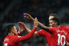 Solskjaer Kritik Performa Man United dan Puji Rashford-Lukaku