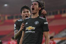 Man United Vs PSG, Solskjaer Janji Mainkan Edinson Cavani