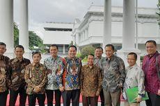 Jokowi Minta Pedagang Pasar Manfaatkan E-commerce