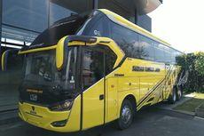 Bus Baru PO Sudiro Tungga Jaya, Pakai Legacy SR2 XHD Prime