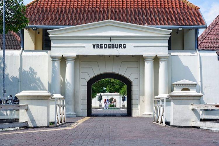 Museum Benteng Vredeburg, Yogyakarta DOK. Shutterstock/HariPrasetyo