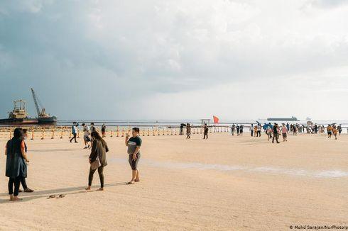 Pantai Pasir Putih Buatan di Filipina Memang Indah, Tapi Bisa Picu Bencana Ekologis