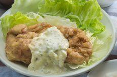 Resep Chicken Nanban, Ayam Goreng Jepang yang Banyak Dijual Jadi Ricebowl