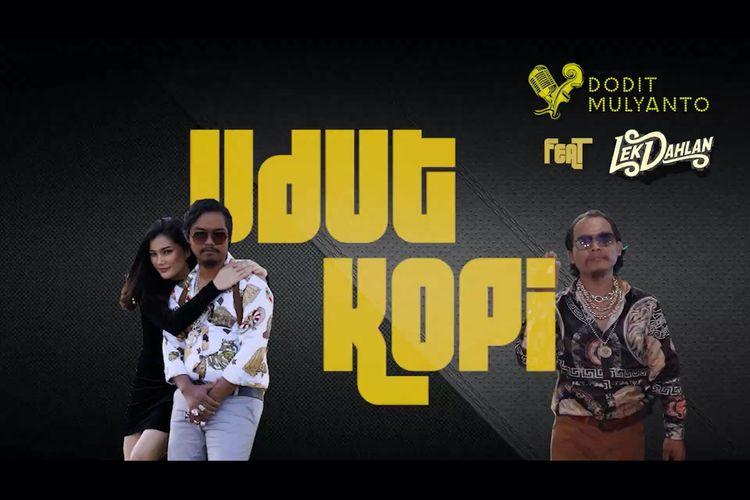 Dodit dan Lek Dahlan rilis single Udut Kopi. (Foto narasumber).