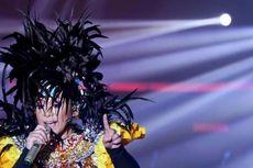 Melly Goeslaw Senang Bisa Nyanyikan Lagu Seniman Besar Malaysia