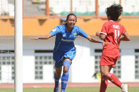 Liga 1 Putri, Persib Bandung Libas Persija Jakarta dengan Skor Telak