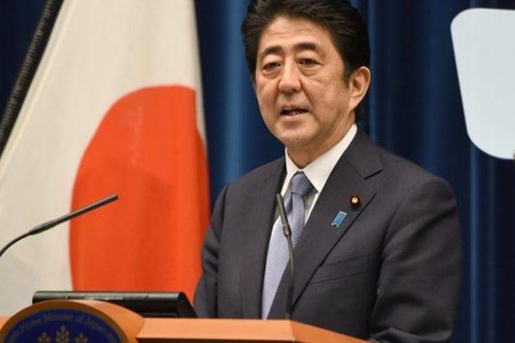 Perdana Menteri Jepang Shinzo Abe disebut ingin bertemu dengan Pemimpin Korea Utara Kim Jong Un.