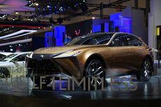 Mobil Konsep Lexus Terinspirasi dari Katana Samurai
