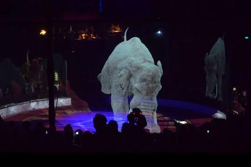 Sirkus di Jerman Ini Ganti Atraksi Hewan dengan Hologram 3 Dimensi