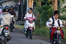 Siswa SMP dan SMA Dilarang Pakai Motor ke Sekolah, Ini Kata Kemenhub