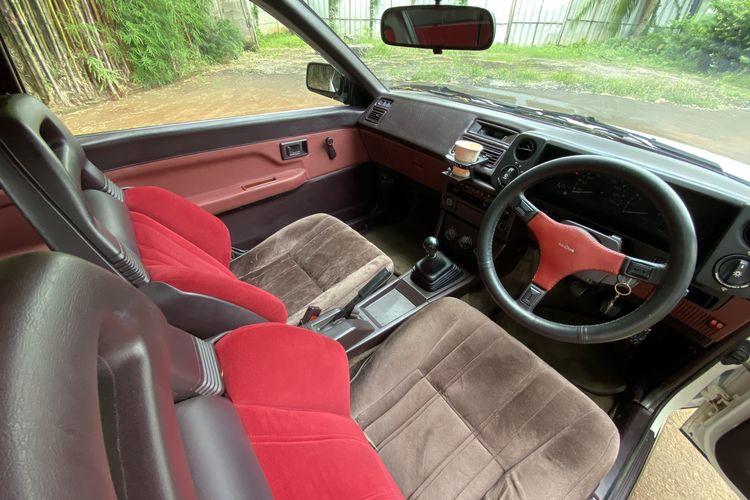Interior Toyota AE86