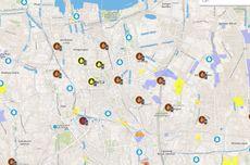 Pantau Banjir di Jakarta dan Sekitarnya Lewat Situs Petabencana.id