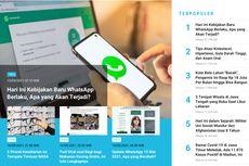 [POPULER TREN] Kebijakan Baru Whatsapp Mulai Berlaku | Tips Atasi Kolesterol, Hipertensi, Gula Darah Tinggi, dan Asam Urat