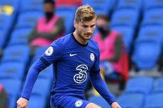 Chelsea Diimbangi Southampton, Timo Werner Frustrasi dengan Pertahanan The Blues