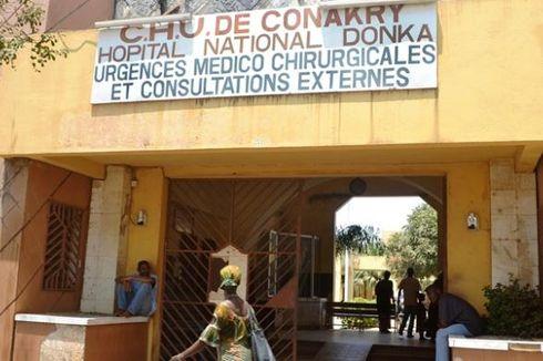 MSF: Penyebaran Virus Ebola Sulit Dikendalikan