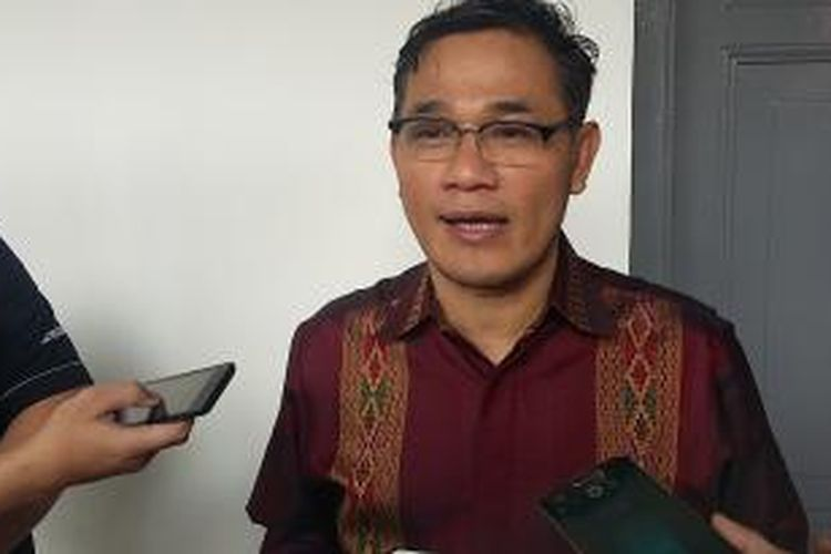 Politisi PDI Perjuangan, Budiman Sudjatmiko.