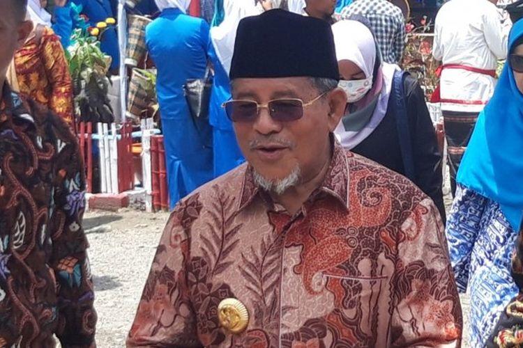 Gubernur Malut, Abdul Gani Kasuba.