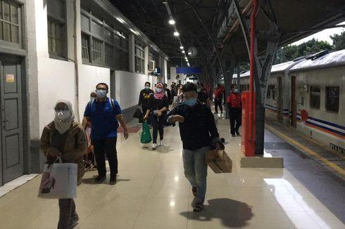 Penumpang KA yang Rapid Test di Daop 1 Jakarta Bertambah 1.500 Orang