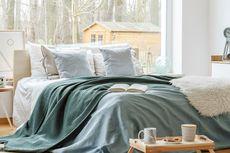 Jangan Malas Bersihkan Tempat Tidur dan Cuci Seprai, Ini Alasannya