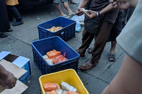Berulang Kali Jual Pangan Berformalin, Pedagang Pasar Tangerang Ditangkap