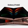Smartphone Lipat Samsung Galaxy Z Fold 2 Resmi Meluncur