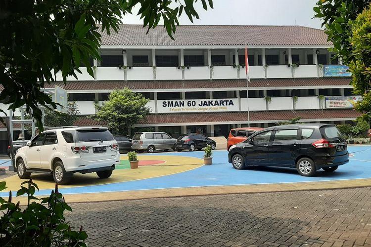 SMA Negeri 60 Jakarta.
