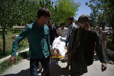 Ledakan Bom di Kabul, Sopir BBC Tewas dan 4 Wartawan Terluka