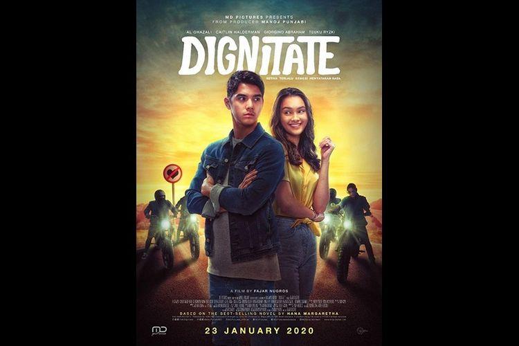 Poster Film Dignitate.