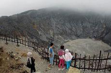 Status Gunung Tangkuban Parahu Normal, Siap-siap ke Tangkuban Parahu